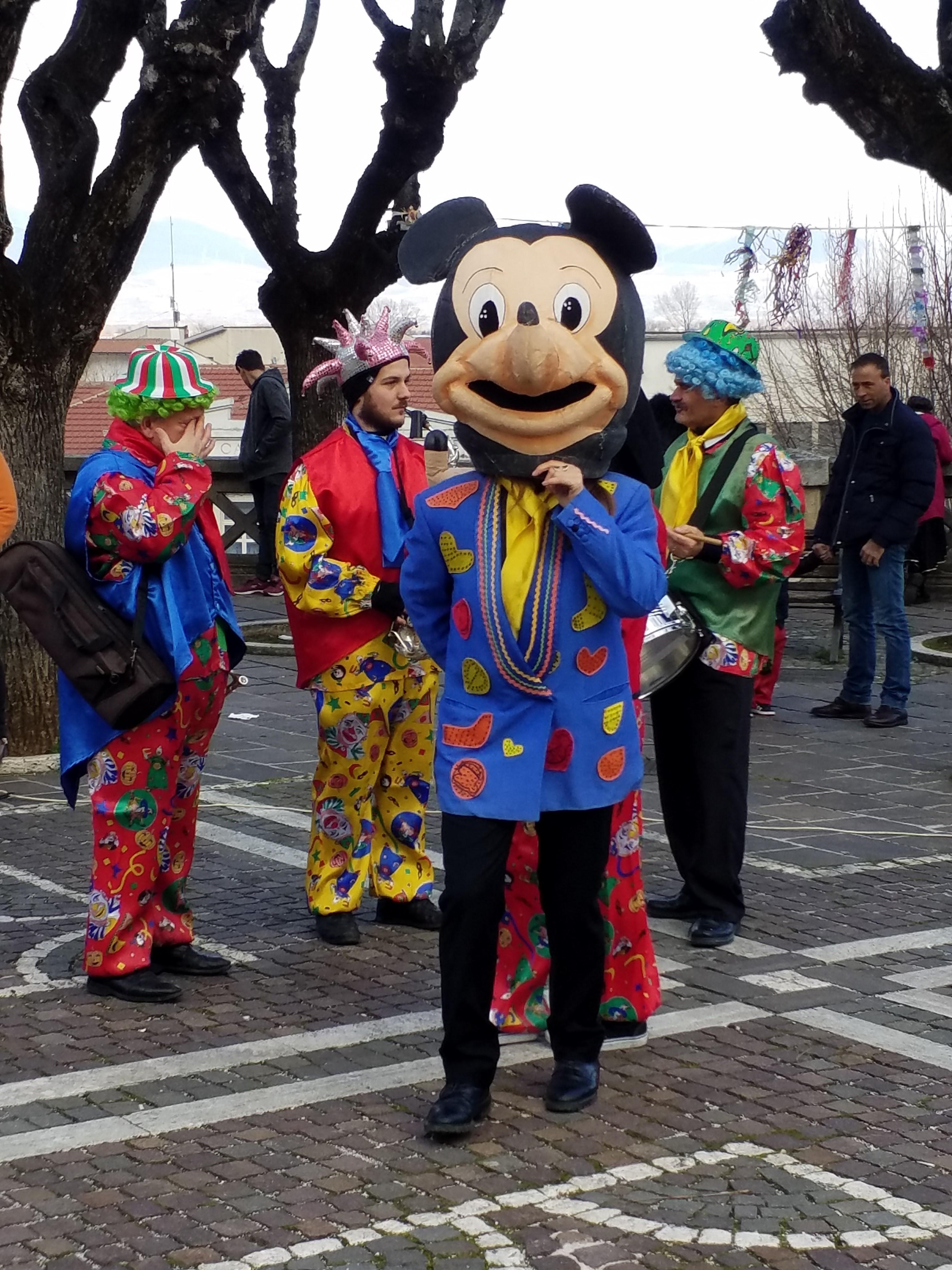 Carnevale 2018 Luco dei Marsi