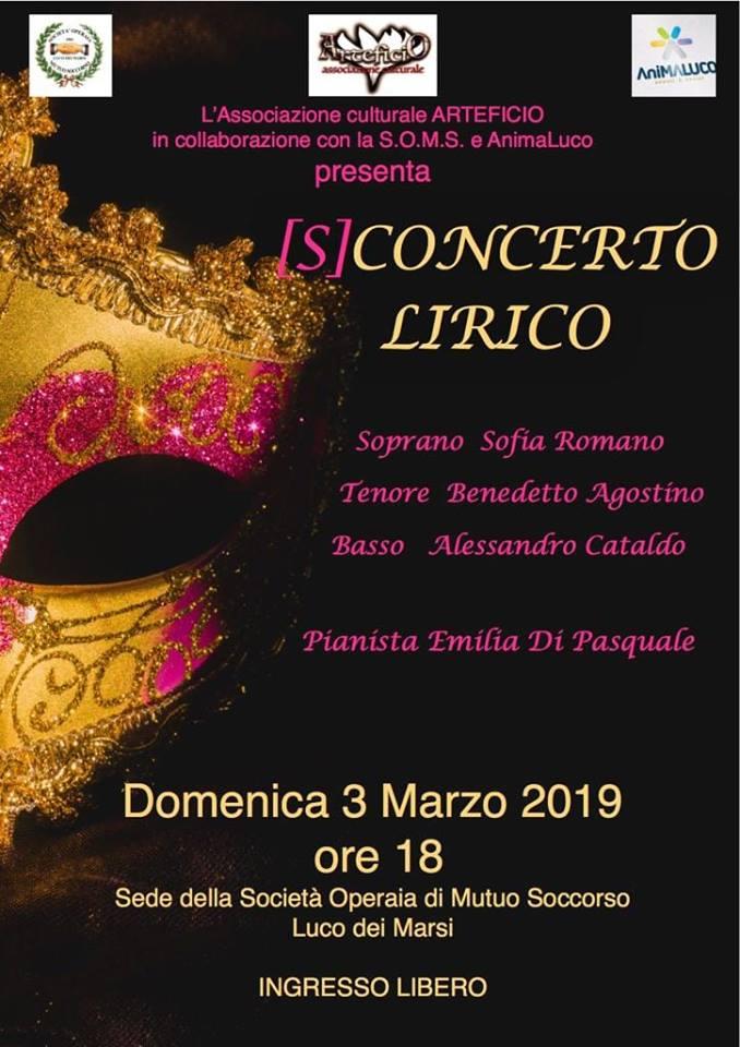 [S]Concerto Lirico